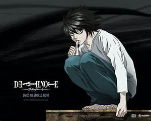Death Note - Death Note Wallpaper (32414079) - Fanpop