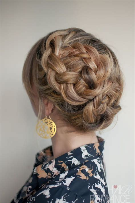 Pretty Updo Hairstyles by 224 Best Images About Braided Hairstyles 2015 On