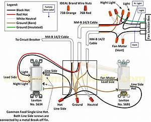 Fantasia Fans Wiring Diagram