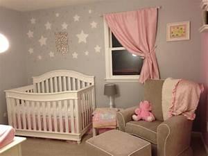 chambre bebe fille en gris et rose 27 belles idees a With chambre enfant gris et rose