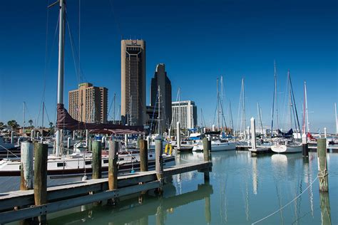 Official twitter account for the national weather service forecast office corpus christi, tx. Corpus Christi Texas Downtown Marina Viewpoint Photograph by JG Thompson