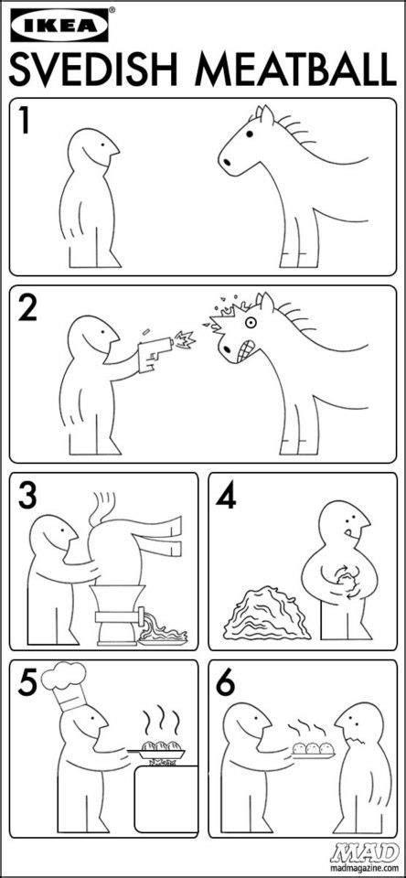 ikea svedish meatball ikea instructions ikea