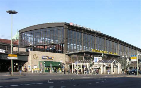 Berlin Zoologischer Garten Bahnhof Plan by Gare De Berlin Zoologischer Garten Wikip 233 Dia