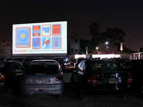 autocinema coyote  theaters  granada mexico city
