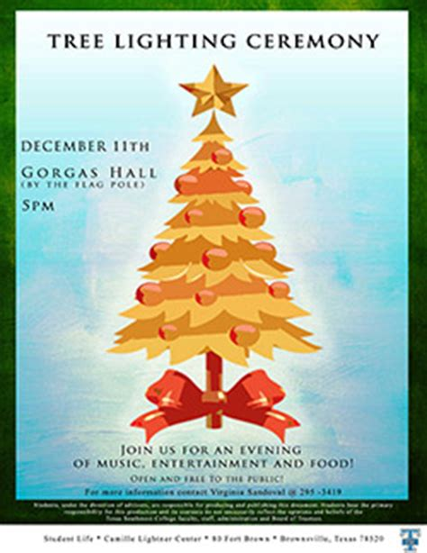 tree lighting ceremony in clarksville tn news and events
