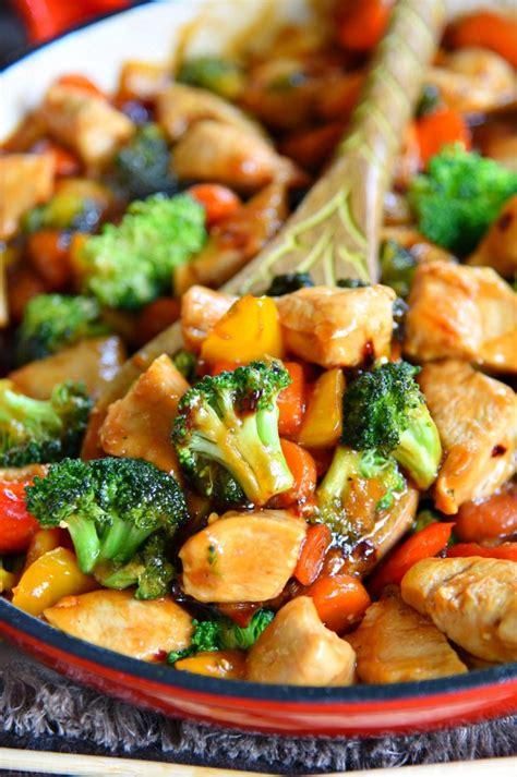 easy chicken stir fry recipe mom timeout