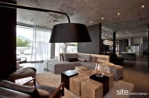 wohnideen dining lounge aupiais house in cs bay south africa by site interior design