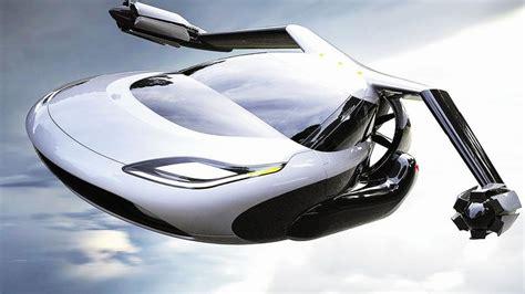 la voiture volante d 233 colle enfin - Jeux Voiture Volante