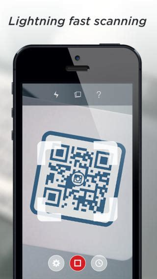 qr scanner iphone best free qr code reader scanner apps for iphone freemake