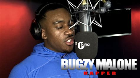 bugzy malone fire   booth part  youtube