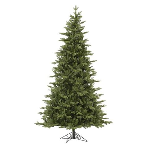 balsam fir unlit artificial christmas tree target