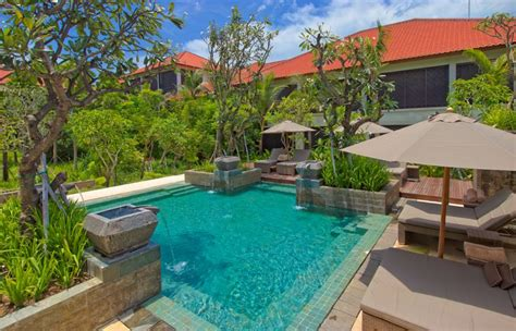 Fairmont Sanur Beach Bali Luxury Tropical Resort