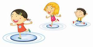 Child Hopping Stock Illustrations – 64 Child Hopping Stock ...