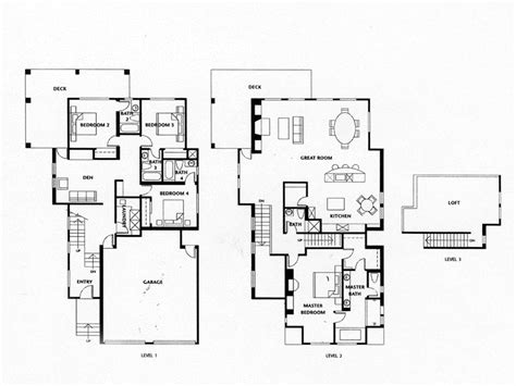 luxury home plans luxury homes floor plans 4 bedrooms small luxury house