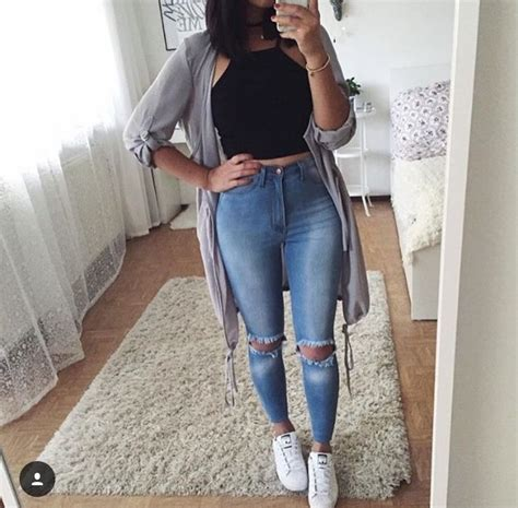 2313 best Outfit images on Pinterest | Casual outfits School outfits and Cute outfits