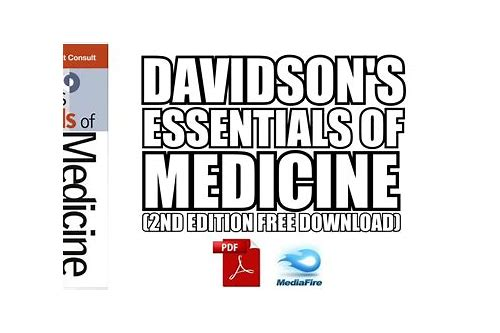 davidson medical book free download pdf
