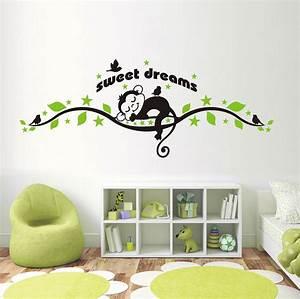 Wandtattoo Sweet Dreams : deko shop wandtattoo sweet dreams ffchen 2 farbig deko shop ~ Whattoseeinmadrid.com Haus und Dekorationen