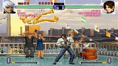Fighters King 2002 Gratis Tierragamer