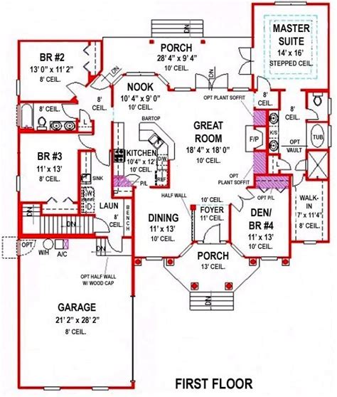 courtyard garage house plans courtyard garage and full basement beach house plan alp 09ad chatham design group house plans