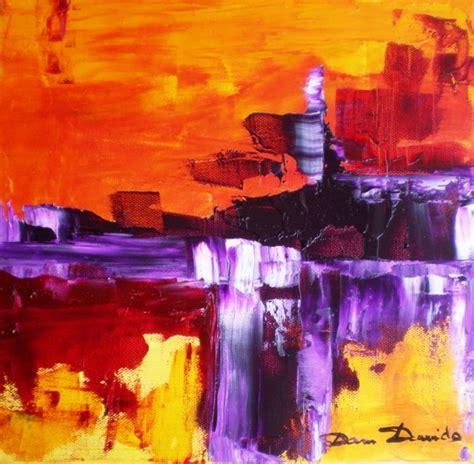 peinture moderne au couteau peinture abstraite tableaux abstrait peinture au couteau la peinture le dessin mes