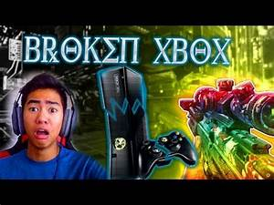 Broke My Xbox!! (1800 SUI ON CARRIER) - YouTube