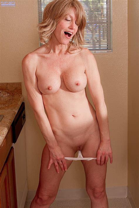 MILF Lana Wilder Get Naughty In The Kitchen MILF Fox