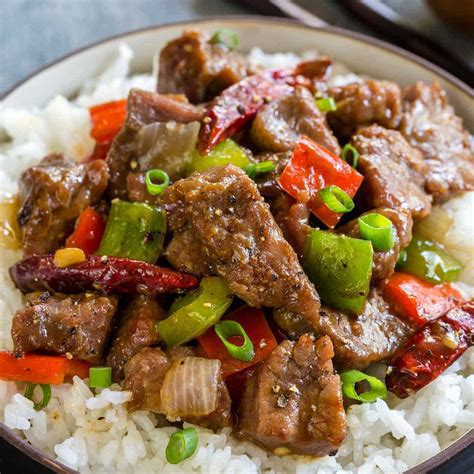 mongolian beef recipe jessica gavin