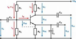 Basisstrom Berechnen : transistorschaltung berechnen ac verst rker ~ Themetempest.com Abrechnung