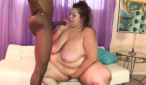 Nasty Fat Bitch Reyna Cruz Gets Hammered By A Black Dude