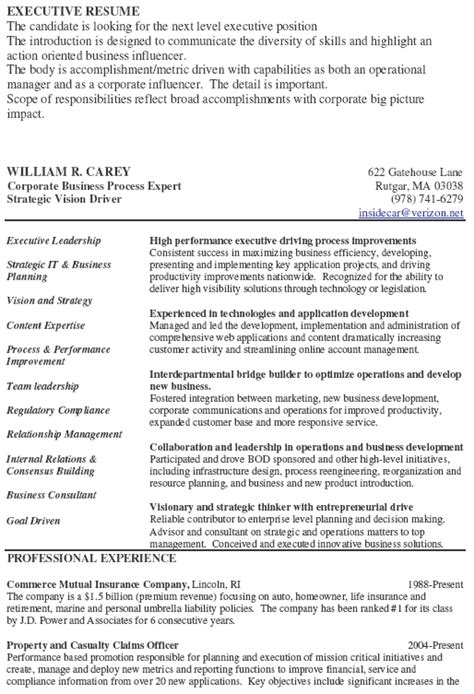 claims adjuster resume sle free resumes tips