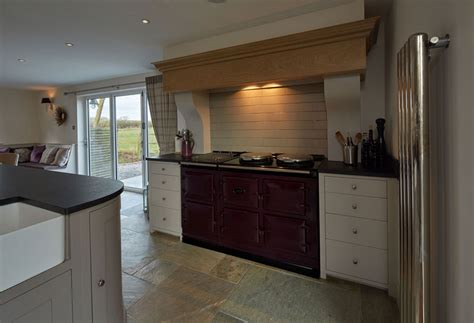 Integrating An Aga Into Your Kitchen  Hawk K&b