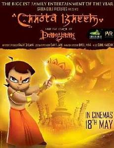 Chhota Bheem and the Curse of Damyaan - Wikipedia