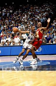 Houston Rockets Defeat Orlando Magic (1995) | 14 Biggest ...
