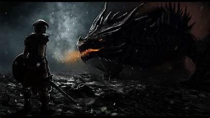 Skyrim Wallpapers Alduin Dragon Deviantart Ass Bad