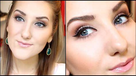 naturally pretty makeup tutorial youtube