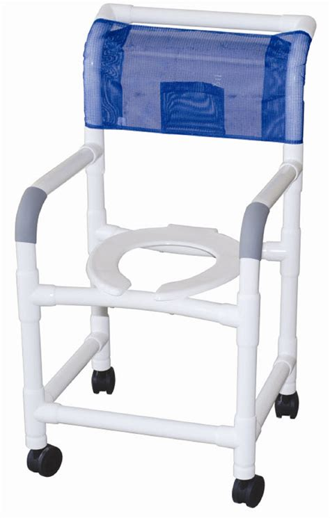 18 Inch Internal Width Shower Chair  Free Shipping