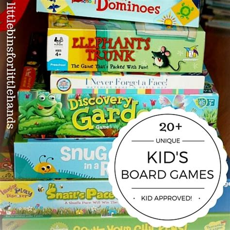 preschool board for favorite ages 3 8 626 | Kindergarten and Preschool Board Games Ages 3 8 Unique Games for Kids
