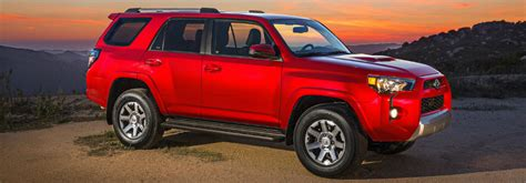 Toyota Trim Levels by 2017 Toyota 4runner Trim Levels And Features