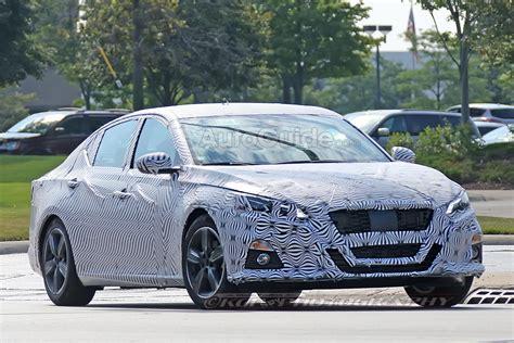 2019 Nissan Altima News, Spy Shots, Interior, Coupe