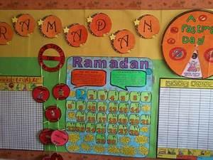 Ramadan Good Deeds Chart Good Deed Chart Islamic Bulletin Boards