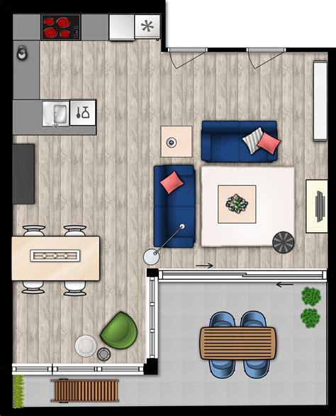 plattegrond woonkamer maken keuken plattegrond voorbeelden atumre