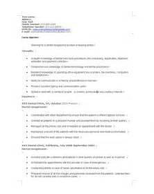 resume sles for receptionist vets receptionist resume sales receptionist lewesmr