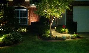 Led light design appealing low voltage landscape