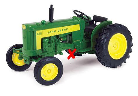 Ertl Toys John Deere 430 Utility Tractor