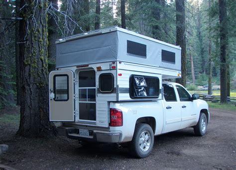 RAVEN POP UP (5.8' SHORTER BED)   Four Wheel Campers   Low