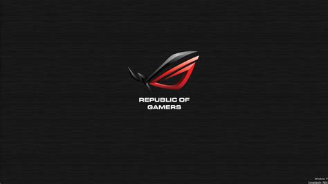asus republic  gamers wallpapers  background pictures