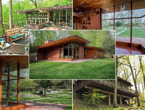 J Wright Home Design :  Frank Lloyd Wright's Usonian