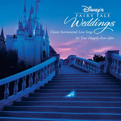 disneys fairy tale weddings magic