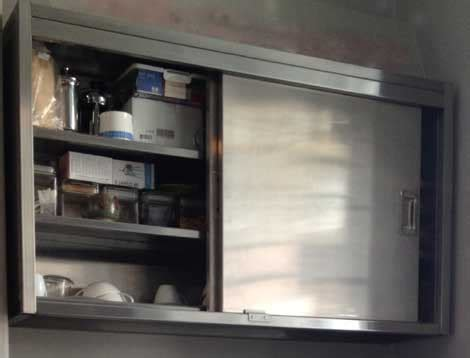 stainless steel wall cabinets kitchen stainless steel for the kitchen wall cabinet sector 8301