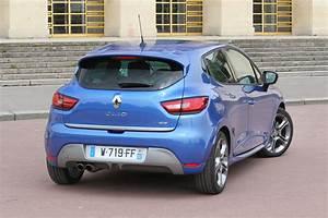 Argus Automobile Renault : la renault clio gt 120 edc l 39 essai photo 31 l 39 argus ~ Gottalentnigeria.com Avis de Voitures